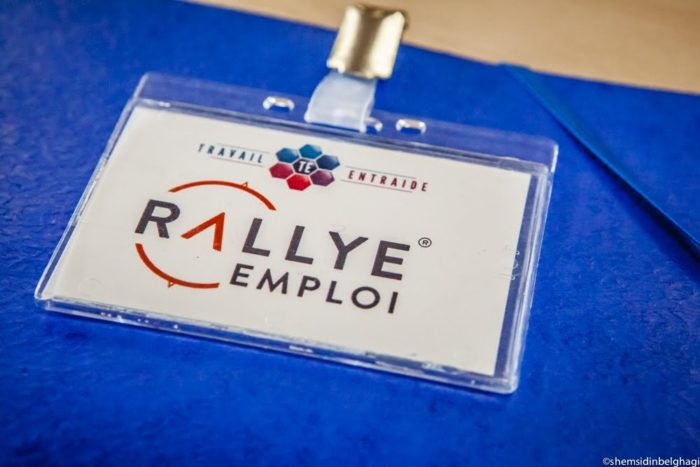 RALLYE EMPLOI – BADGE